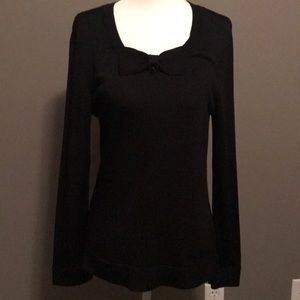 Black sweater by Jones New York
